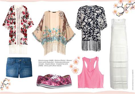 Outer Kimono Cewe marina trendy stylish kimono