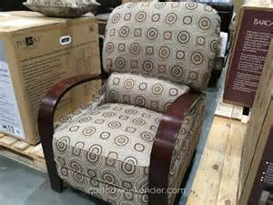 synergy home furnishings costco synergy home furnishings wood arm recliner chair costco