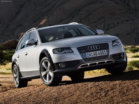 Audi A4 allroad quattro (2010) picture #30, 800x600
