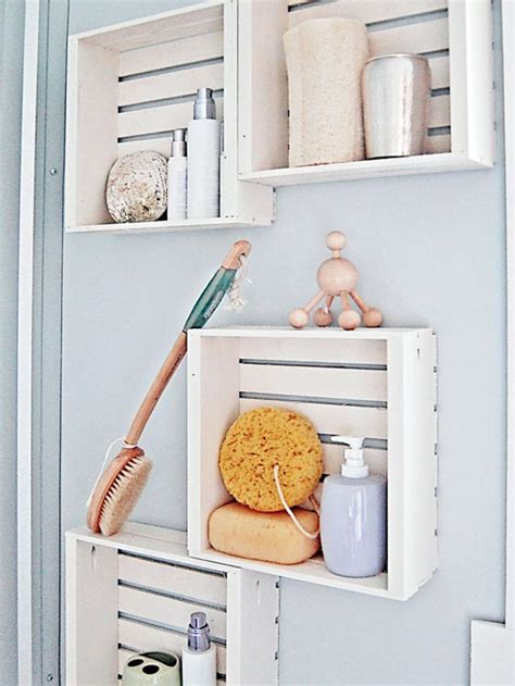 bathroom shelf ideas pinterest mil artes mujer fabulosas ideas con madera r 218 stica para