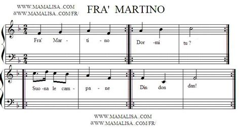 testo fra martino fra martino canciones infantiles italianas italia