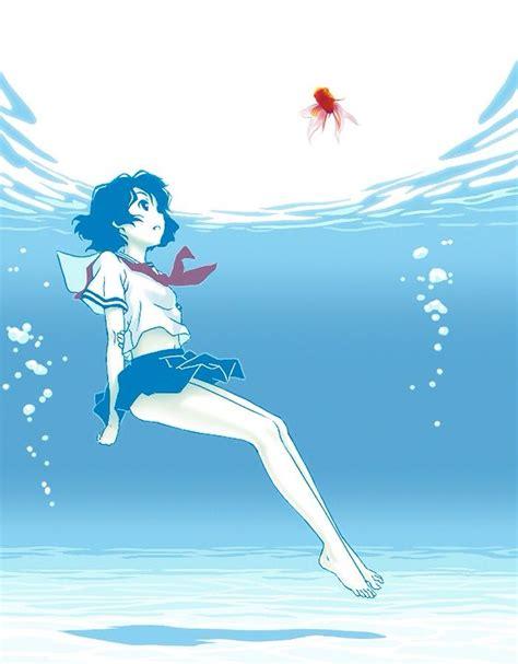 anime underwater 14 best anime underwater images on