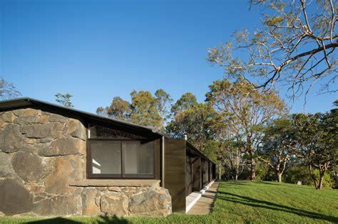 house of stone stone house chrofi archdaily