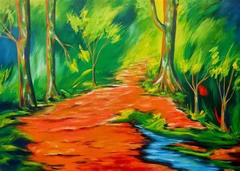 cuadros de paisajes abstractos pintura moderna y fotograf 237 a 237 stica paisajes
