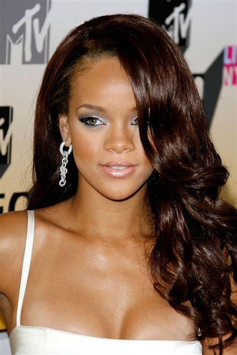 Rihanna: A Girl Of Many Hairstyles   when BEAUTE calls