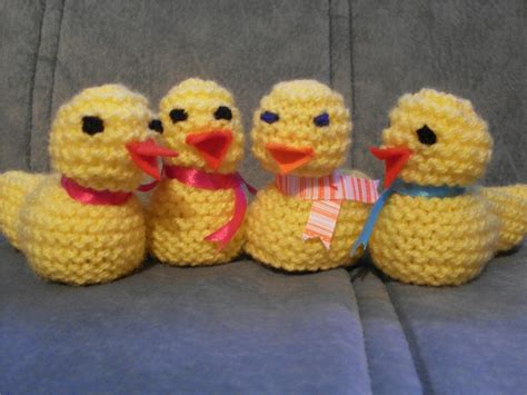 knitting pattern easter chick creme egg easter chick knitting pattern ebay