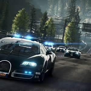 Bugatti Cop Cars Need For Speed Rivals Bugatti Cop Car Cool