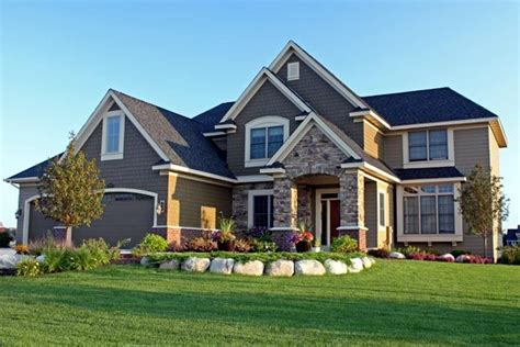 home exterior design magazine beautiful interior and exterior design traditional house plan 42490 home decorating magazines