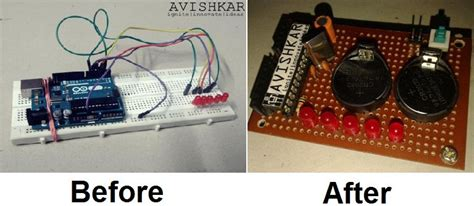 arduino best projects shrink your arduino projects permanent circuit boards