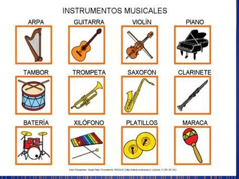 imagenes musicales con niños maria edumatica instrumentos musicales
