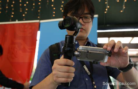 Dji Osmo Malaysia dji s osmo and phantom drones officially land in malaysia soyacincau