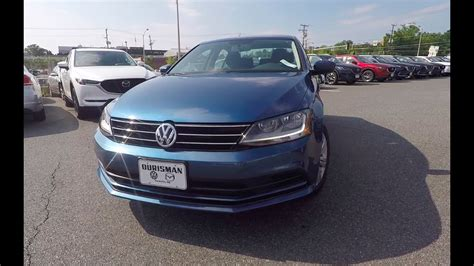 Cheapest Volkswagen by What Do You Get With The Cheapest Volkswagen 2017 Jetta