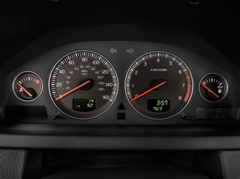 image 2010 volvo xc90 fwd 4 door i6 instrument cluster size 1024 x 768 type gif posted on