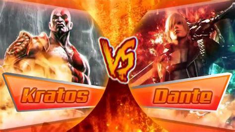 imagenes full hd de kratos kratos vs dante batalla de heroes zarcort ft piter g