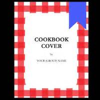 cookbook template word creative boomer how to make cookbook with word template