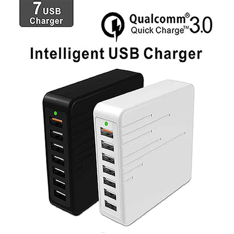 Usb Multi Charger aliexpress buy qual comm 3 0 charge