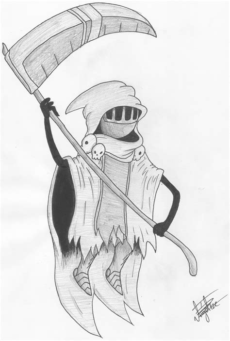 shovel knight coloring page shovel knight specter knight by angeltze on deviantart