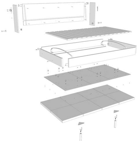 Murphy Bed Plans Pdf by Pdf Plans Moddi Murphy Bed Wood Diy Conservatory