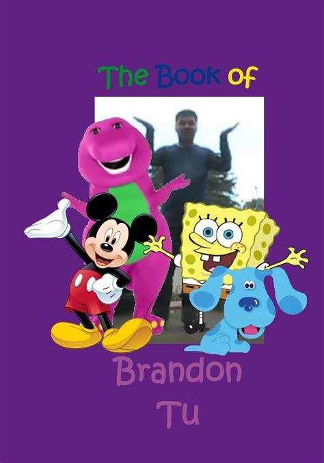 the book of brandon tu book 700660 bookemon