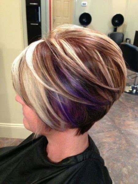 aline cuts and color for women over 50 the most stylish along with attractive stacked aline bob