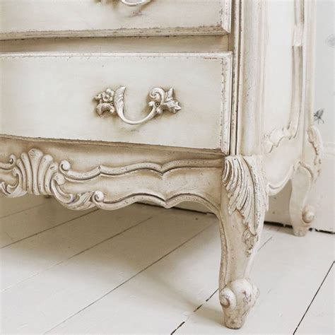 Vintage Shabby Chic Bedroom Furniture Vintage Shabby Chic Bedroom Furniture Delphine Shabby Chic Antique White Tallboy