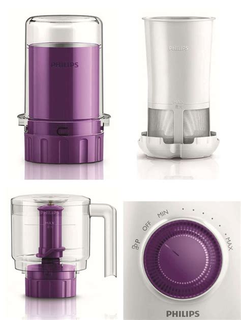 Blender Philips Food Processor philips blender mixer food processor mincer 2l 600w viva