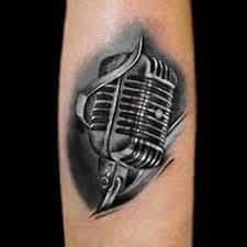 microphone tattoo meaning 98 tattoos with meaning symbolism ideas with meaning