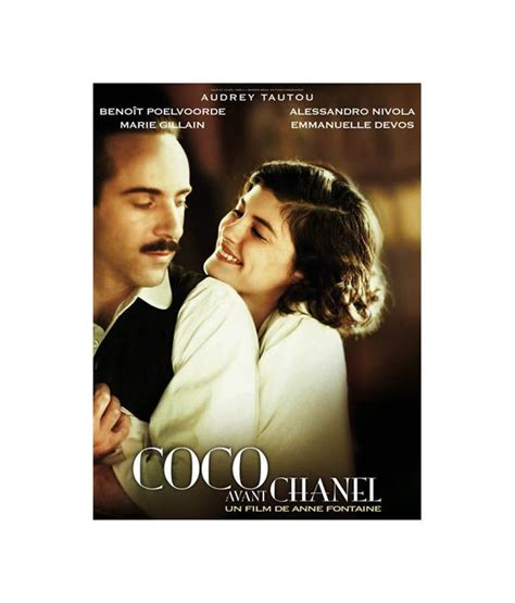 coco english movie coco avant chanel english dvd buy online at best price