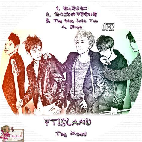 Ftisland The Mood カッチカジャ 韓国drama ost label ftisland the mood 韓国盤 レーベル