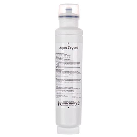 electrolux westinghouse replacement water filter 3019986720