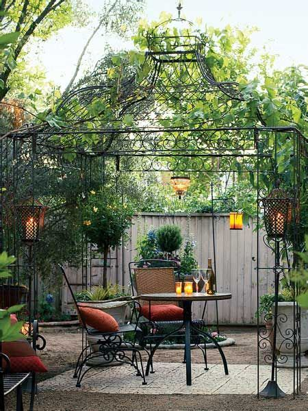 Outdoor Gazebo Rooms Best 20 Iron Pergola Ideas On