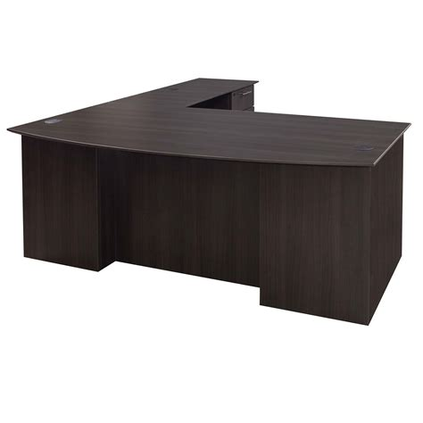 grey l shaped desk catalina laminate straight right return l shape desk gray