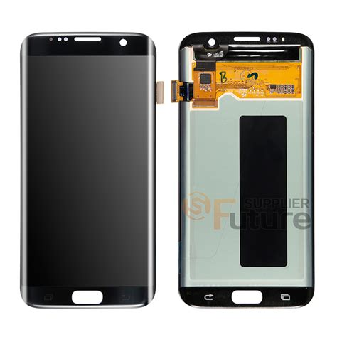 Lcd Samsung S7 Edge samsung s7 edge sm g935 g935f lcd digitizer assembly black