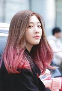 popular hair colour for korean 25 best ideas about korean hair color on pinterest