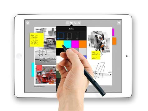 sketchbook x app for morpholio s journal app is a digital sketchbook design milk
