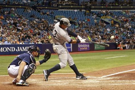 alex rodriguez hits two home runs in yankees 5 4 win