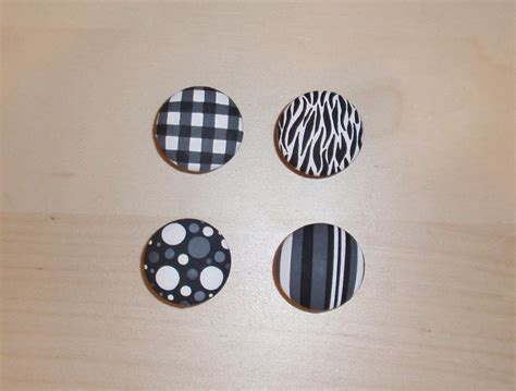 Black And White Knobs by Diary Of A Crafty Black And White Dresser Drawer Knobs