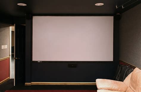 best fresh home theater projector screens 3542