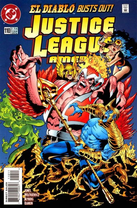 amazon justice league justice league america 110 amazon archives