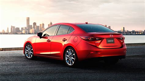 2016 Mazda 3 review and test drive with price, horsepower and photo gallery