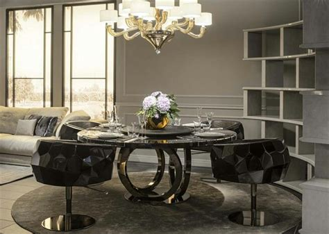dining table by fendi casa dining room
