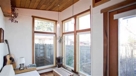 airbnb tiny house oregon airbnb tiny house tour portland oregon summer trip eco friendly going green youtube