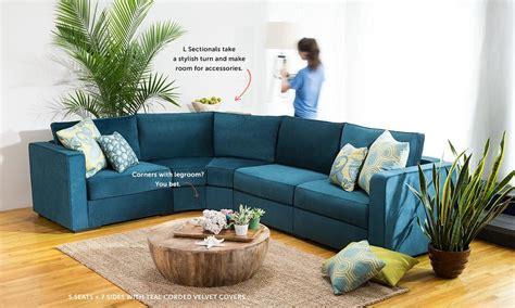 Lovesac Sofa - room and board sofa beds discounts
