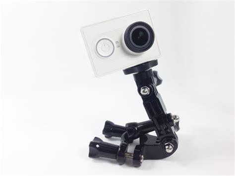 Bike Mount Tripod Adaptor Sepeda Xiaomi Yi An Kamera Termurah bike handlebar mount cl adapter for xiaomi yi sports