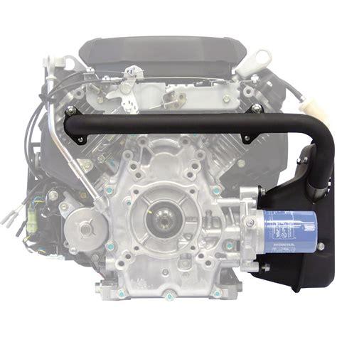 honda side mount muffler fits  gx engines model vmflrside northern tool equipment