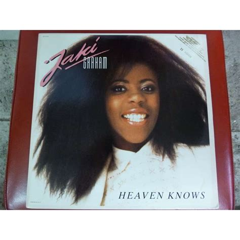 dvd jaki format heaven knows by jaki graham lp with pointblank