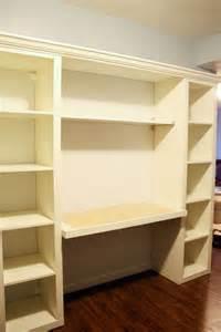 desk and bookshelves 25 best ideas about desk shelves on bedroom