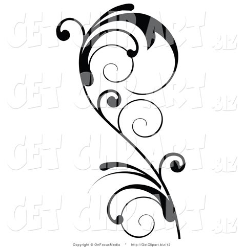 curly tattoo designs royalty free black and white stock get designs