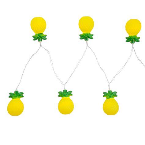 led lichter zimmer led lichter kette ananas motiv beleuchtung wohn zimmer