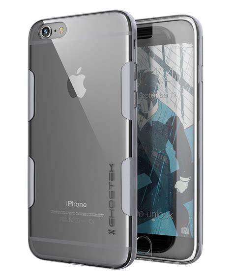 iphone   case silver ghostek cloak series  apple
